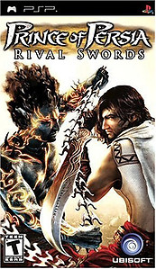Prince of Persia: Rival Swords (Sony PSP)