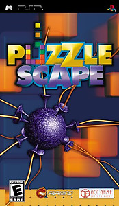 Puzzle Scape (Sony PSP)
