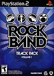 Rock Band Track Pack Volume 1 (PS2)