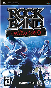 Rock Band Unplugged (Sony PSP)