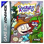 Rugrats Castle Capers (GBA)