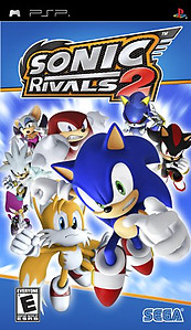 Sonic Rivals 2 (Sony PSP)
