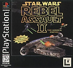Star Wars Rebel Assault II (Playstation)