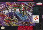 Teenage Mutant Ninja Turtles IV: Turtles in Time (SNES)