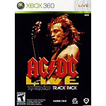 AC/DC Live Rock Band Track Pack (360)
