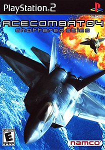 Ace Combat 4: Shattered Skies (PS2)