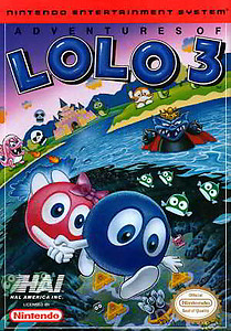 Adventures of Lolo 3 (NES)