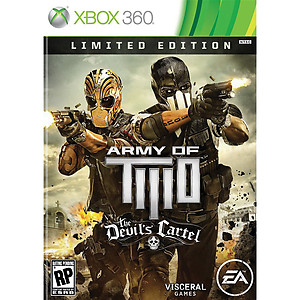 Army of Two The Devils Cartel (360)