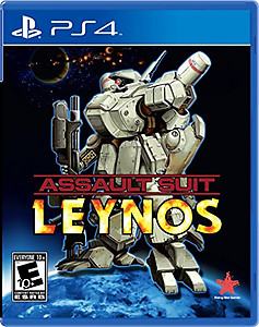 Assault Suit Leynos (PS4)
