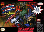 Captain America And The Avengers (SNES)