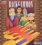 Backgammon (Philips CDI)