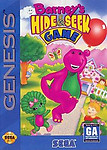 Barney's Hide and Seek Game (Genesis)