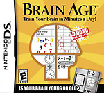 Brain Age: Train Your Brain in Minutes A Day (DS)
