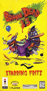Brain Dead 13 (Panasonic 3DO)