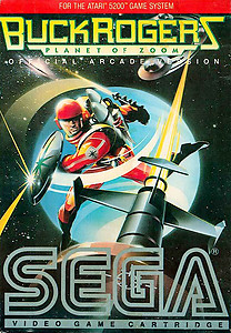Buck Rogers: Planet of Zoom (Atari 5200)