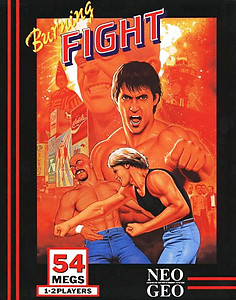 Burning Fight (Neo Geo)