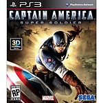 Captain America: Super Soldier (PS3)