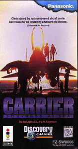 Carrier: Fortress at Sea (Panasonic 3DO)