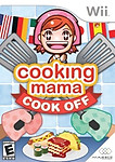Cooking Mama : Cook Off (Wii)