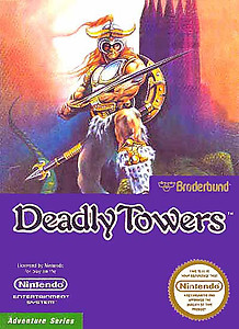 Deadly Towers (NES)