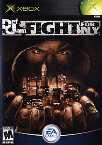 Def Jam Fight for New York (Xbox)