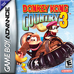 Donkey Kong Country 3 (GBA)