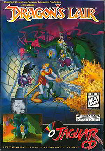 Dragon's Lair (CD) (Atari Jaguar)