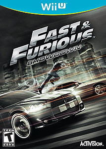 Fast and the Furious: Showdown (Wii U)