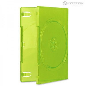 Xbox 360 Replacement Retail Game Case (Green)