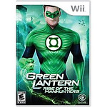 Green Lantern: Rise of the Manhunters (Wii)