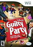 Disney Guilty Party (Wii)