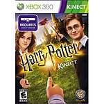 Harry Potter Kinect (Xbox 360)