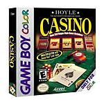 Hoyle Casino (Gameboy Color)