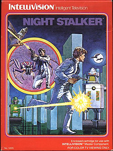 Night Stalker (Intellivision)