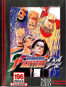 King of Fighters 94 (Neo Geo)