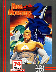 King of the Monsters 2 (Neo Geo)