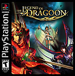 Legend of Dragoon (Playstation)