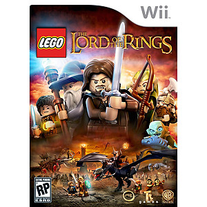 LEGO Lord of the Rings (Nintendo Wii)