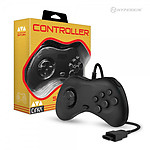 Controller for Sega Saturn (Black) - CirKa