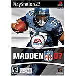 Madden NFL 07 (PS2)