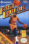 Magic Johnson Fast Break (NES)