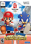 Mario and Sonic: Olympic Games (Wii)