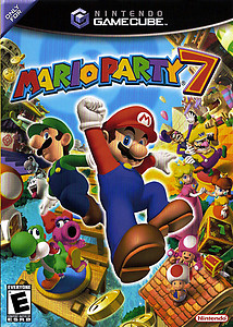 Mario Party 7 (Nintendo Gamecube)