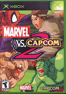Marvel vs Capcom 2 (X-Box)