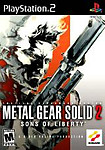 Metal Gear Solid 2 : Sons of Liberty (PS2)