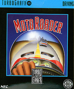Moto Roader (Turbo Grafx 16)