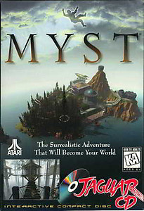 Myst (CD) (Atari Jaguar)