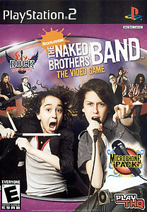 Naked Brothers Band (PS2)