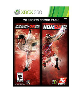 2K Sports Combo Pack (Xbox 360)