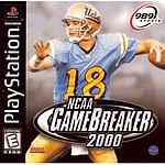 NCAA Gamebreaker 2000 (Playstation)